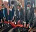 بازدید استاندار مازندران از محل احداث یادمان شهدای گمنام «هفتتپه» به روایت تصویر