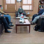 تلاش فرماندار شهرستان شوش برای خانهدار کردن خبرنگاران شوشی